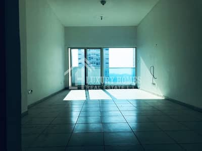 2 Bedroom Flat for Rent in Al Sawan, Ajman - Garden-View !! 2 BHK Flat having Closed-Kitchen in Ajman One Towers, Ajman