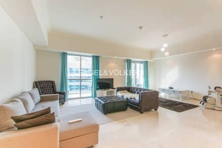 2 Bedroom Apartment for Sale in Dubai Marina, Dubai - Vacant | Furnished  | Spacious 2 Bedroom