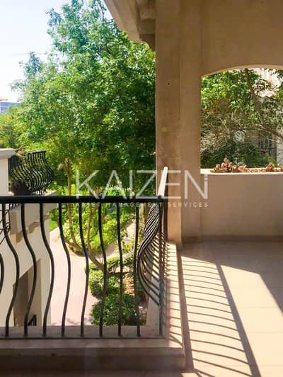 Lovely Spacious Apartment With Balcony In A Gated Community