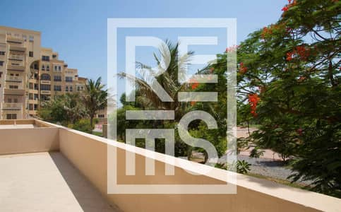 Large 3BR in The Bab Al Bahr Residences