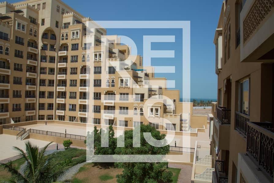 Studio in The Bab Al Bahr Residences for Sale