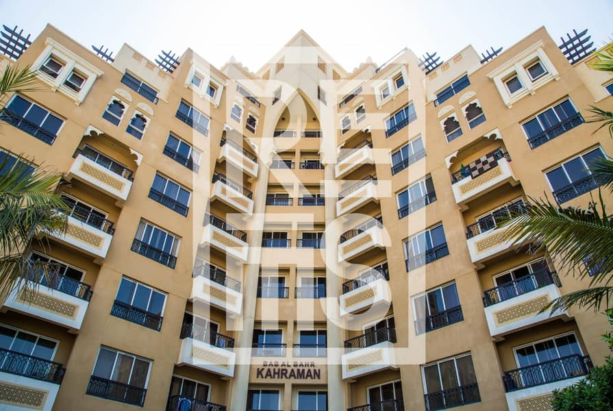 1BR Apartment on Al Marjan Island for Sale