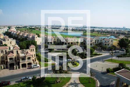 2BR Apartment with Lovely Golf View for Sale