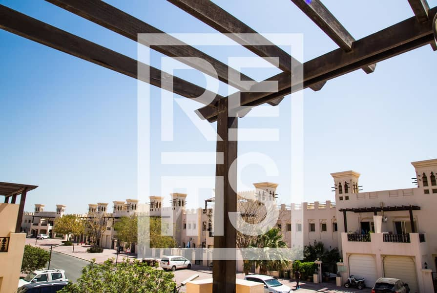 3BR Townhouse in Al Hamra Village for Sale