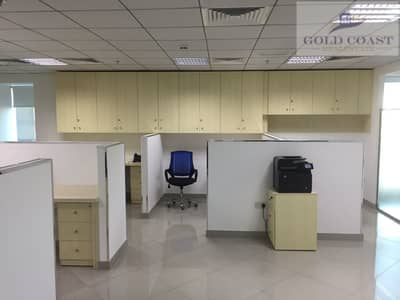Office for Sale in Sheikh Zayed Road, Dubai - Very Spacious and Furnished Office in Sheikh Zayed Road