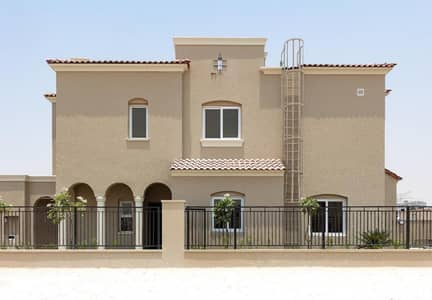 Villas for sale in Dubai with down payment 70 dirhams and installments 7 years