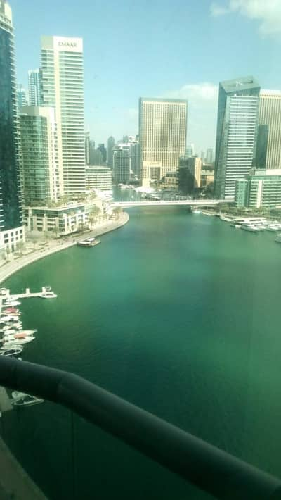 1 Bedroom Apartment for Rent in Dubai Marina, Dubai - Great Deal Full Marina View 1 Bedroom