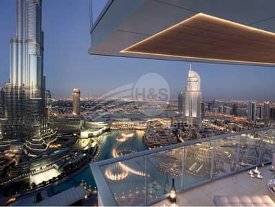 2 Bedroom Apartment for Sale in Downtown Dubai, Dubai - Deal of the day | Cheapest 2BR in Opera grand.