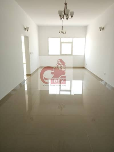 2 Bedroom Flat for Rent in Muhaisnah, Dubai - Chiller free brand new 2bhk with Al Amenities+balcony+wardrobes in Muhaisnah