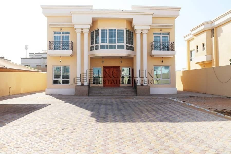 Stunning 5 Bedroom Stand Alone Villa with Spacious Parking Space