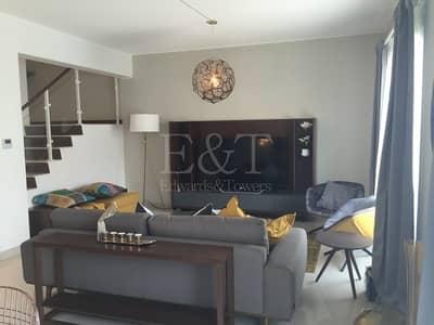 3 Bedroom Villa for Rent in Al Samha, Abu Dhabi - Brand new 3BR TH+ Huge backyard in Reef 2