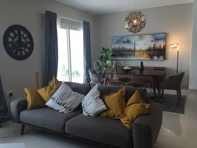 2 Bedroom Villa for Rent in Al Samha, Abu Dhabi - Brandnew 2BR TH+ Huge backyard in Reef 2