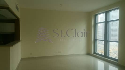 1 Bedroom Apartment for Rent in Downtown Dubai, Dubai - 1 BR Plus Study with Balcony | Canal View