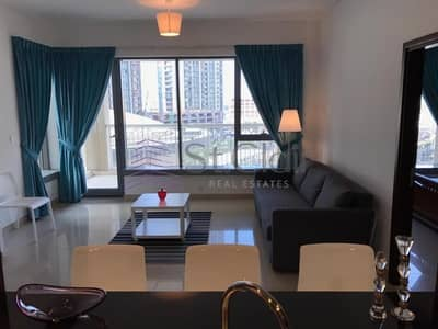 1 Bedroom Flat for Sale in Downtown Dubai, Dubai - Stylish and spacious 1 bhk apartment with stunning views