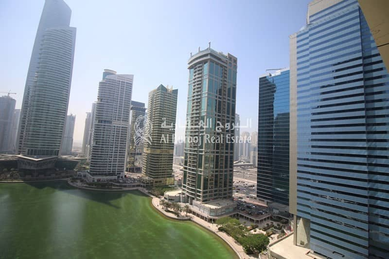 10 Gorgeous Studio with Home Appliances in Arch Tower at JLT