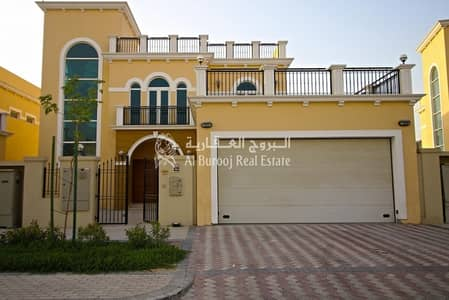 فیلا  للبيع في جميرا بارك، دبي - Exclusive 4 Bedroom Villa at Y-Sector at Jumeirah Park