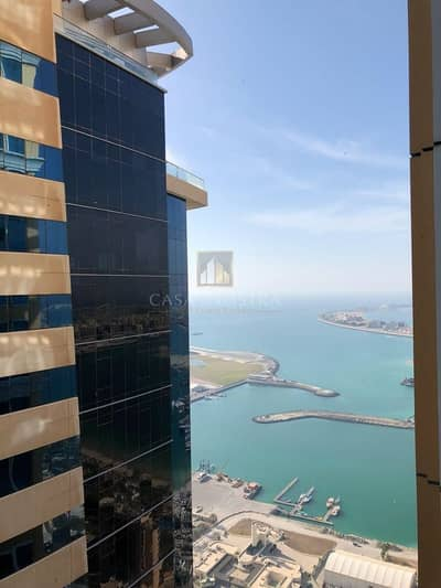 2 Bedroom Flat for Sale in Dubai Marina, Dubai - Sea View 2BR Vacant onTransfer High Floor