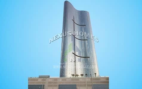 1 Bedroom Apartment for Rent in Al Reem Island, Abu Dhabi - Spacious 2Bedroom Apt in Leaf Tower Al Reem Island