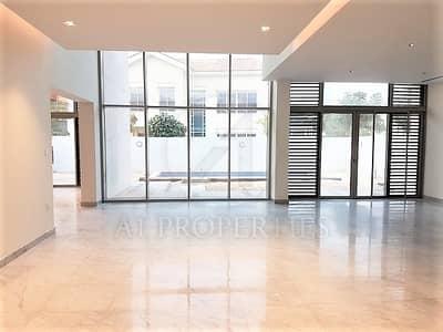 4 Bedroom Villa for Rent in Mohammad Bin Rashid City, Dubai - Brand New 4 BR Contemporary Type Villa