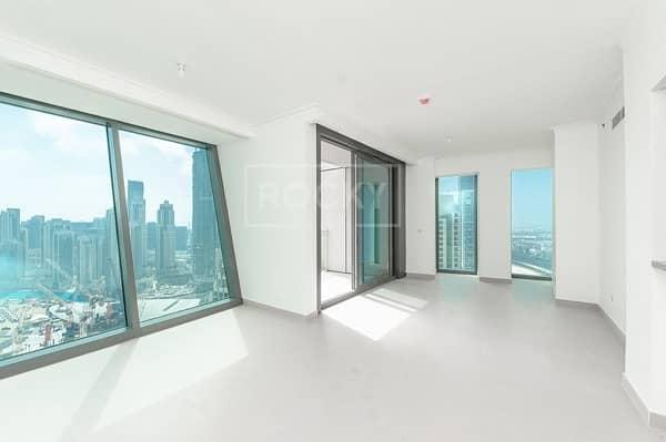 2 Brand New 3-Bed Burj Khalifa in Downtown