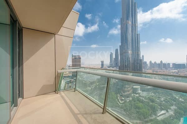30 Brand New 3-Bed Burj Khalifa in Downtown