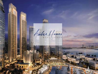 1 Bedroom Flat for Sale in The Lagoons, Dubai - Cheapest 1BR Unit | Full Creek View | High Floor