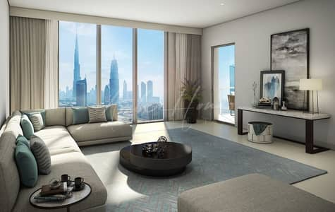 1 Bedroom Apartment for Sale in Downtown Dubai, Dubai - RESALE | 1BR in Downtown Views II for 1.1M | Investment Opportunity