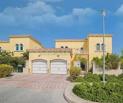 4 Bedroom Villa for Rent in Jumeirah Park, Dubai - 4 BR Legacy District 4 Best Priced villa