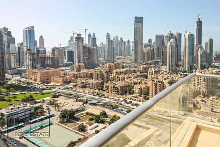 1 Bedroom Apartment for Rent in Downtown Dubai, Dubai - High Floor | 1 Bedroom | 1 Bathroom | 78K