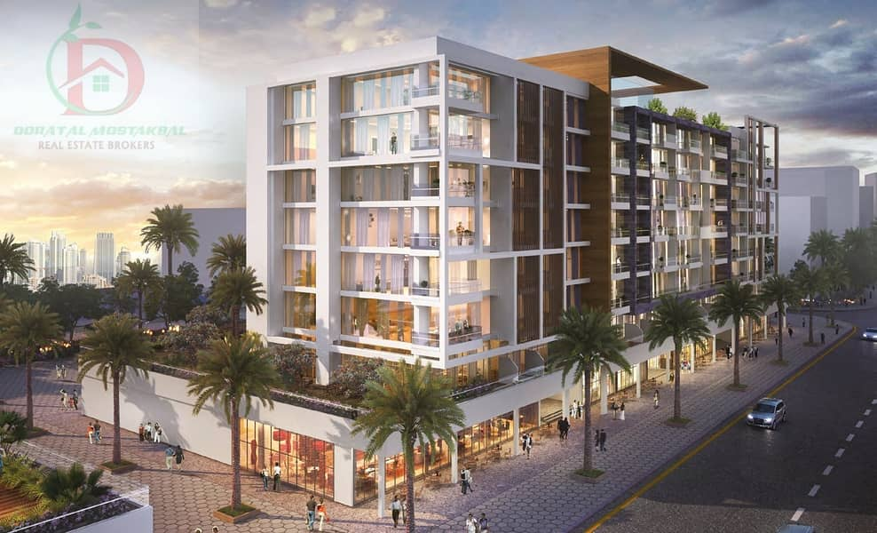 Starts at 480K! Own your apartment in the heart of Dubai