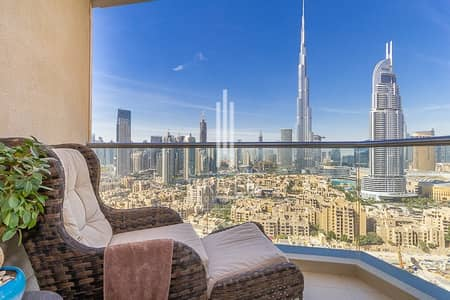 2 Bedroom Flat for Sale in Downtown Dubai, Dubai - Best Layout Apartment | Attractive Price