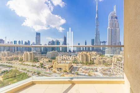 2 Bedroom Apartment for Sale in Downtown Dubai, Dubai - Best Layout 2 BR Apartment in Burj Views