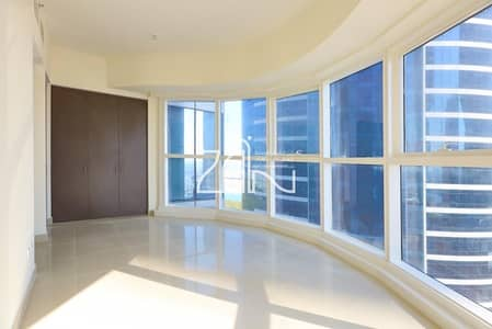 2 Bedroom Apartment for Sale in Al Reem Island, Abu Dhabi - Hot Offer! Full Sea View 2 BR w/ Balcony