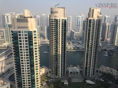 2 Bedroom Apartment for Rent in Dubai Marina, Dubai - Amazing View | Full Furnished | High Floor