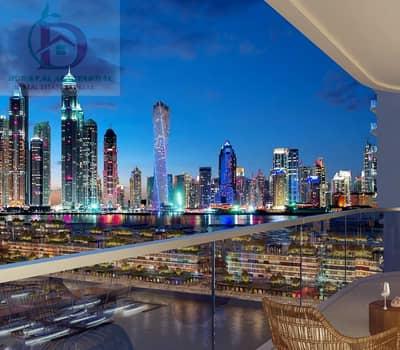 شقة 1 غرفة نوم للبيع في دبي هاربور، دبي - Lowest Price on the Market I Beachfront view I  1 Bed Apartment @ AED 1