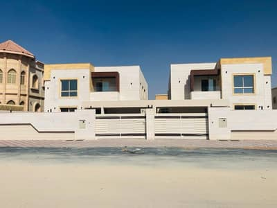 5 Bedroom Villa for Sale in Al Zahraa, Ajman - Villa for sale from the owner without commission is free of all nationalities