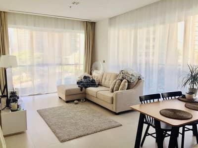 1 Bedroom Flat for Rent in Dubai Marina, Dubai - Stunning Pool View |Furnished |Low Floor