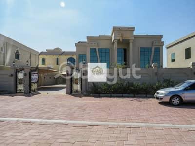 6 Bedroom Villa for Rent in Al Hamidiyah, Ajman - Amazing 6 bedrooms modern villa in Al humaidiya area
