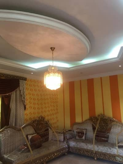 5 Bedroom Villa for Rent in Al Mowaihat, Ajman - Villa for rent with air conditioners clean