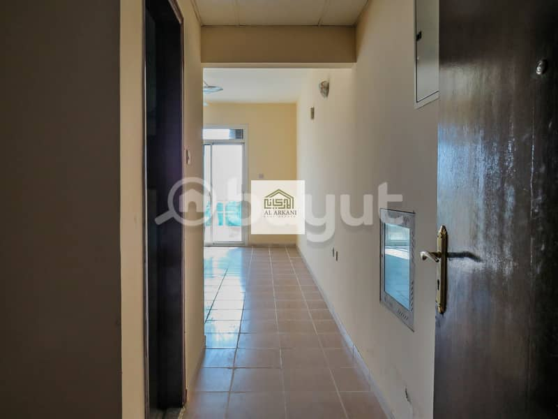 1 BHK with special specifications for rent in the heart of AJMAN