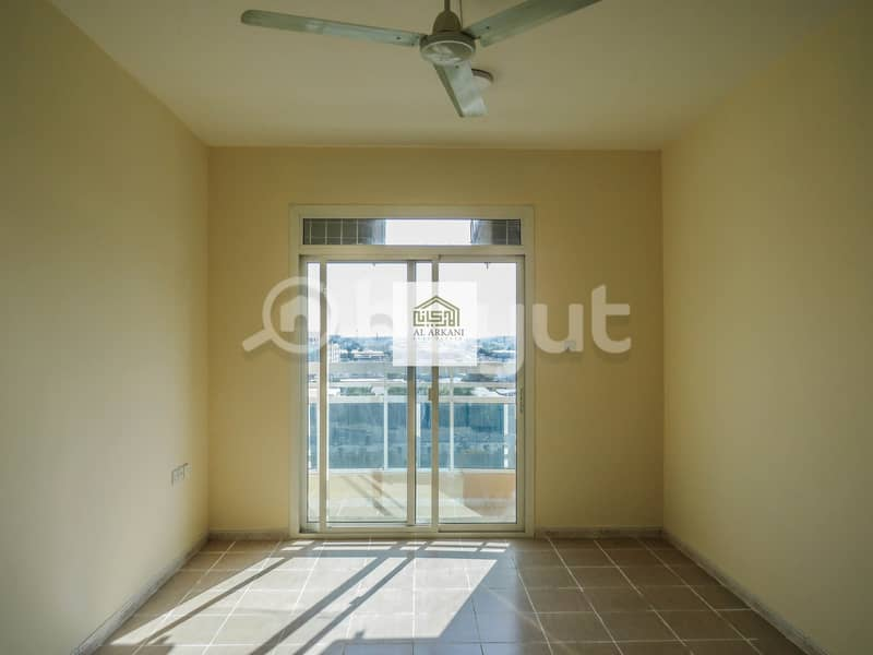 2 1 BHK with special specifications for rent in the heart of AJMAN