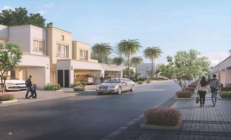 3B Villa + Maids Room Direct from developer