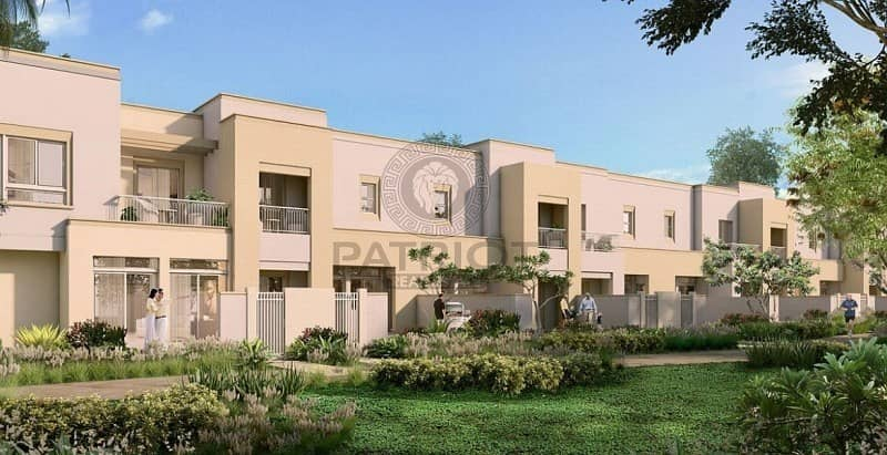 2 3B Villa + Maids Room Direct from developer