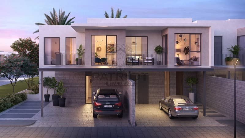 7Years Post Handover Plan | 4 % DLD Waiver | 3 BR Villa
