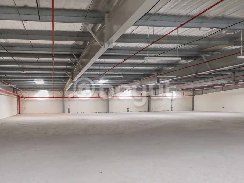 New Warehouse High Voltage 150 KV