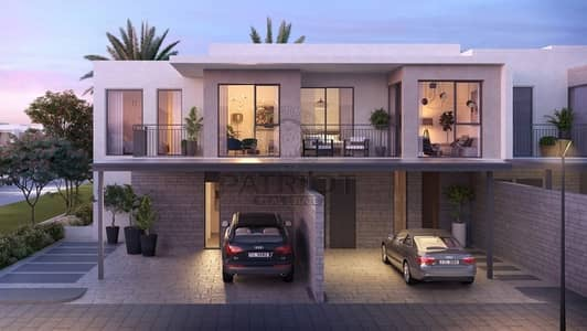 4 Bedroom Villa for Sale in Arabian Ranches 2, Dubai - Type 1E 4 Bedroom TH | 4 % DLD Off | Park View | Camilea AR2