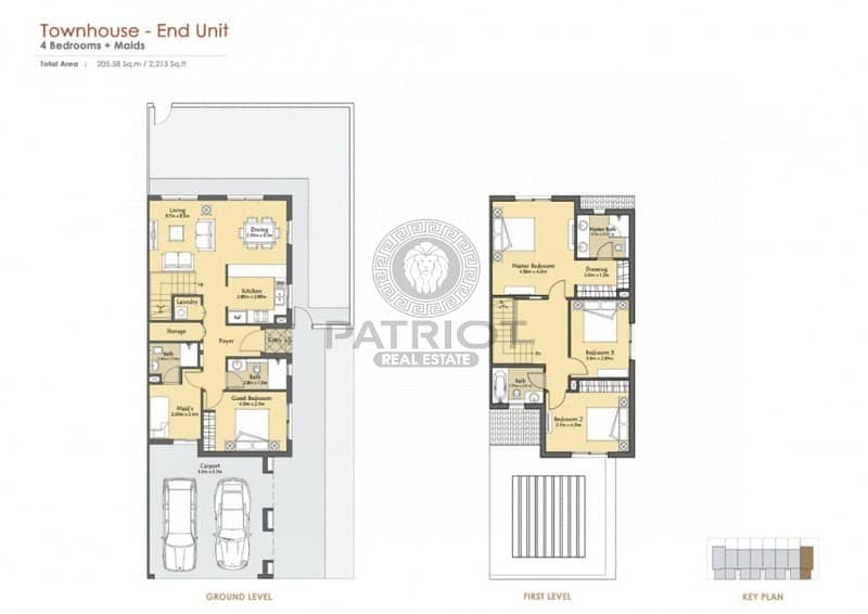 11 Single Row Park Facing 4bed Amaranta 3- Easy Payment Plan