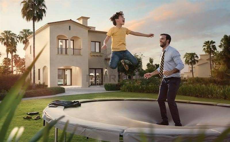 2 Amaranta 4br with 75% 5yrs PH plan! Zero DLD Fees-No Service Charges