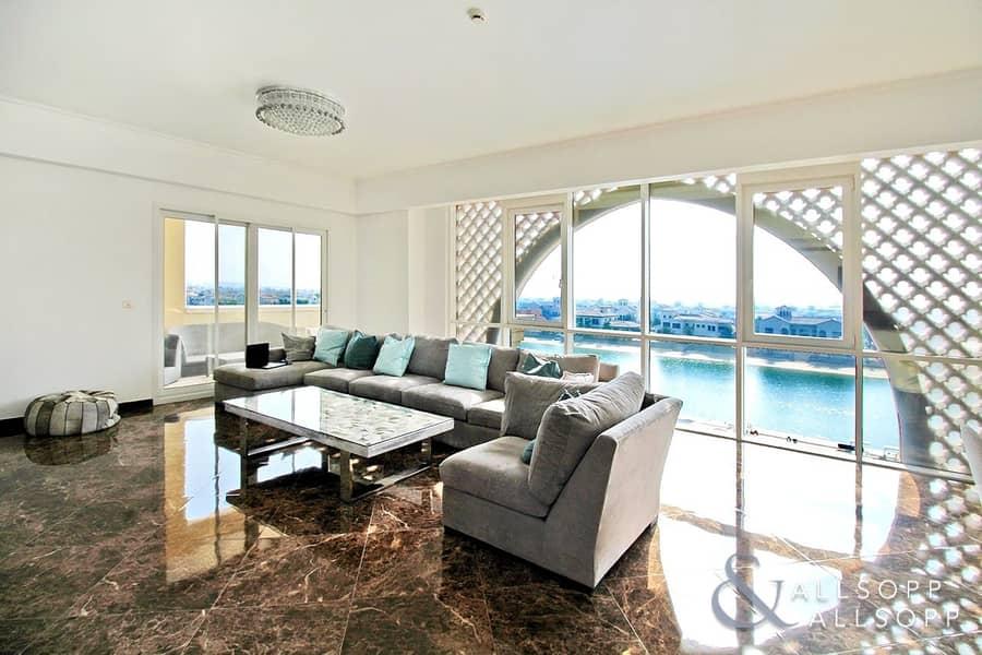 2 Spacious Three Bedroom | Full Marina View