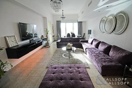 2 Bedroom Apartment for Sale in Palm Jumeirah, Dubai - Two Beds | Balcony | Vacant on Transfer